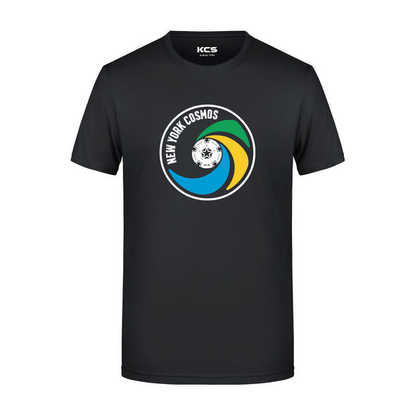 Cool VIntage Football Fashion T-Shirt -  New York Cosmos