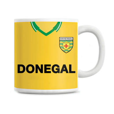 KCS County 'Donegal' Jersey Mug