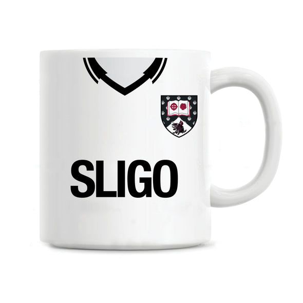 KCS County 'Sligo' Jersey Mug