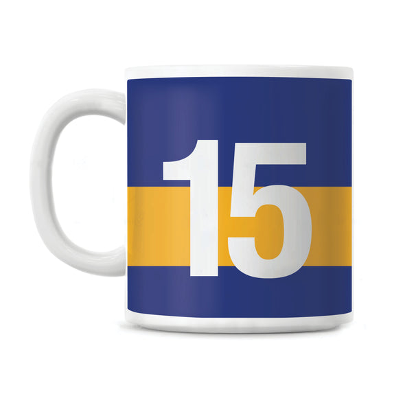 KCS County 'Tipperary' Jersey Mug