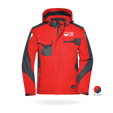 KCS Craftsman Softshell Jacket