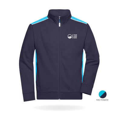 KCS (Workwear) Full Zip Sweat