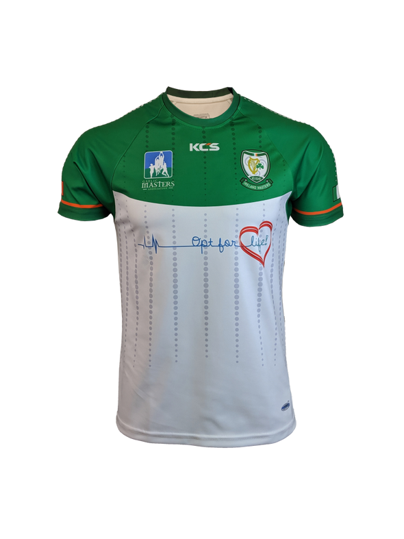 KCS Masters International Rules Jersey
