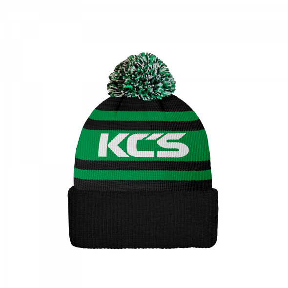 NFL Beanie Hat (Black & Green)