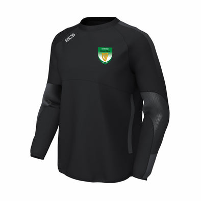 Clonmore Harps KCS Edge Contact Windcheater / BLACK