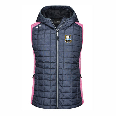 Ballinasloe GAA KCS Ladies City Gilet