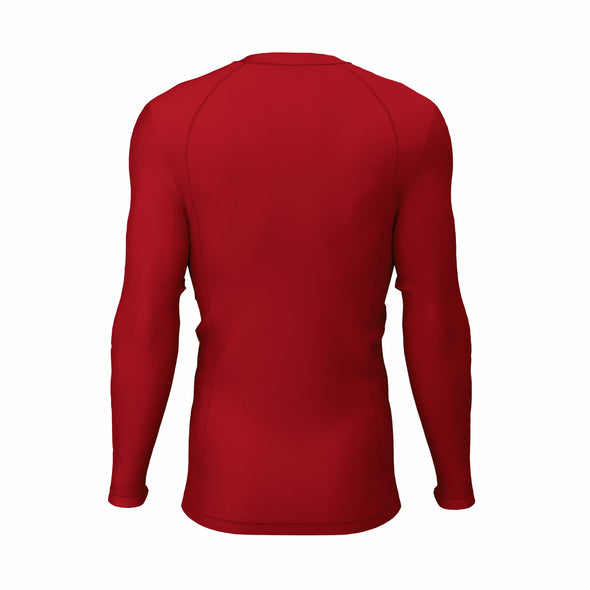Edenderry GAA KCS Techfit Compression Long Sleeve Top