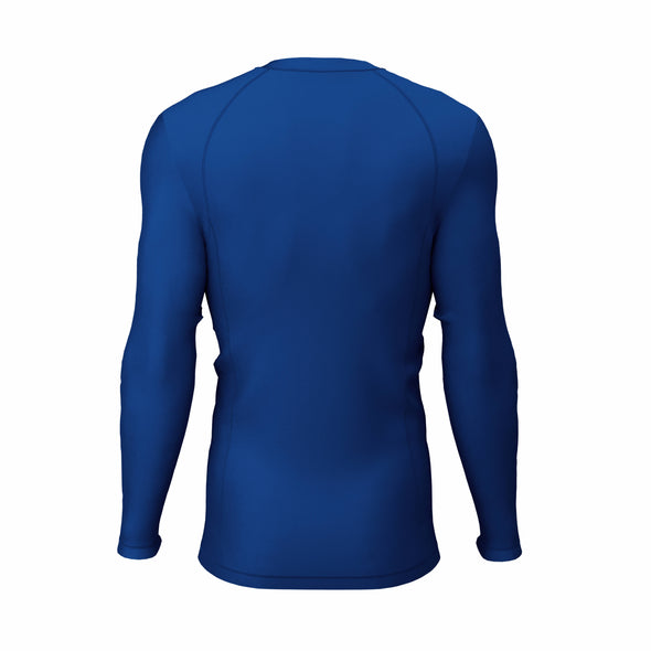 Raharney Hurling Club KCS Techfit Compression Long Sleeve Top