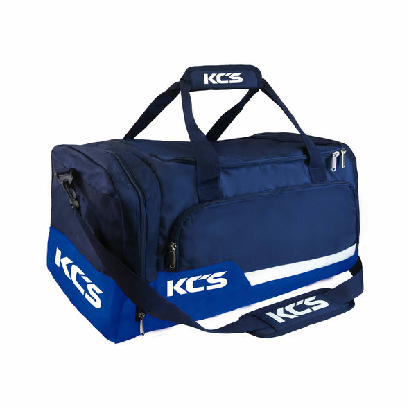 KCS Tempo Bag (Navy, Royal Blue and White)