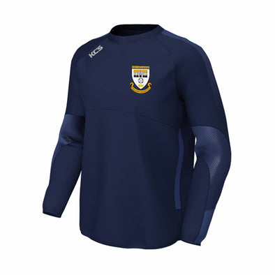 Killucan GAA KCS Edge Contact Windcheater / Navy