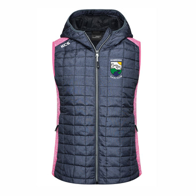 Bunbrosna GAA KCS Ladies City Gilet