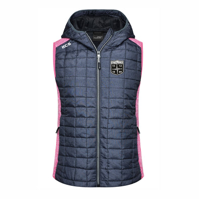 Clara GAA KCS Ladies City Gilet