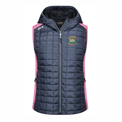 Clonkill Hurling Club KCS Ladies City Gilet