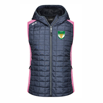 Clonmore Harps KCS Ladies City Gilet