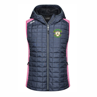 St. Brigids Hurling Club KCS Ladies City Gilet