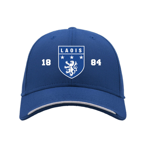 KCS Laois Baseball Cap / White / Royal
