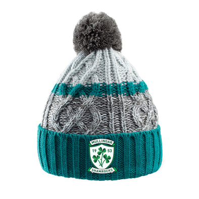 Mullingar Shamrocks 'Trail' Bobble Hat