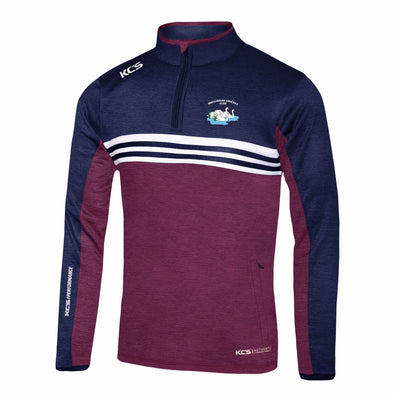 Mullingar Cricket Club KCS Cortez Qtr Zip