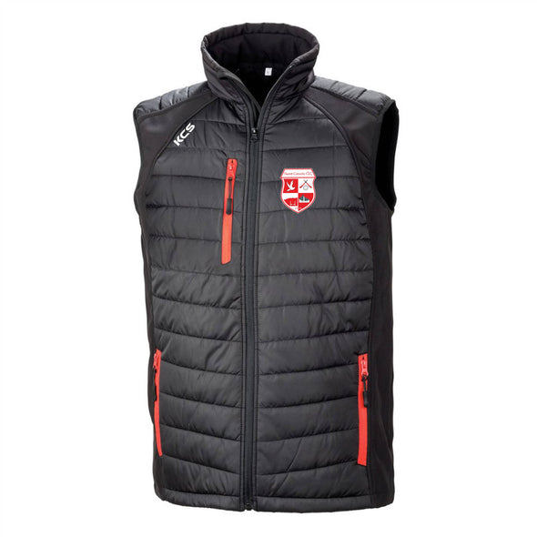 Naomh Colmcille Donegal - Compass Gilet