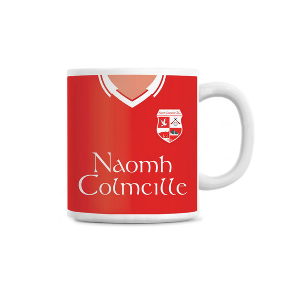 Naomh Colmcille Donegal Jersey Mug