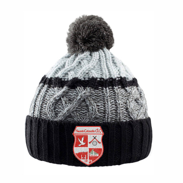 Naomh Colmcille Donegal 'Trail' Bobble Hat