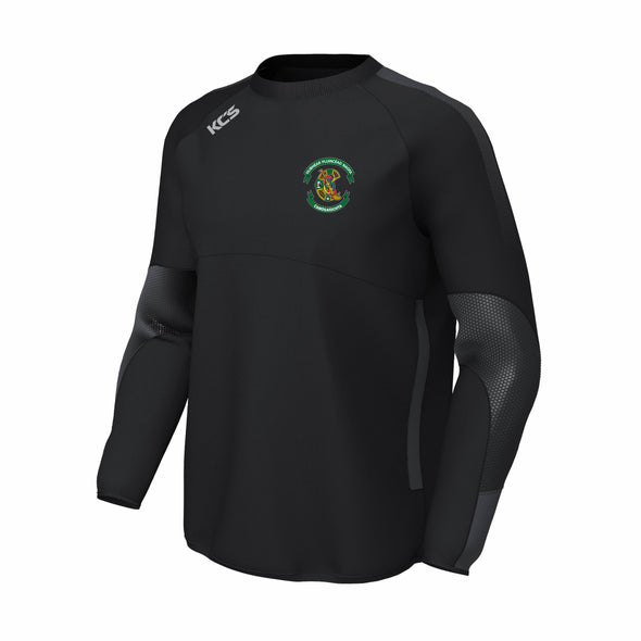 Oliver Plunketts Camogie Club KCS Edge Contact Windcheater / BLACK