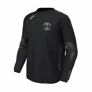 Oliver Plunketts GAA KCS Edge Contact Windcheater / BLACK