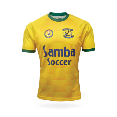 'The 2 Johnnies' Samba Soccer Jersey