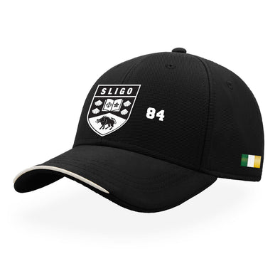 KCS Sligo Baseball Cap / White / Black