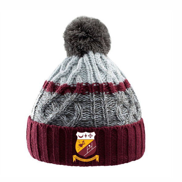 St Vincent's Longford GAA 'Trail' Bobble Hat