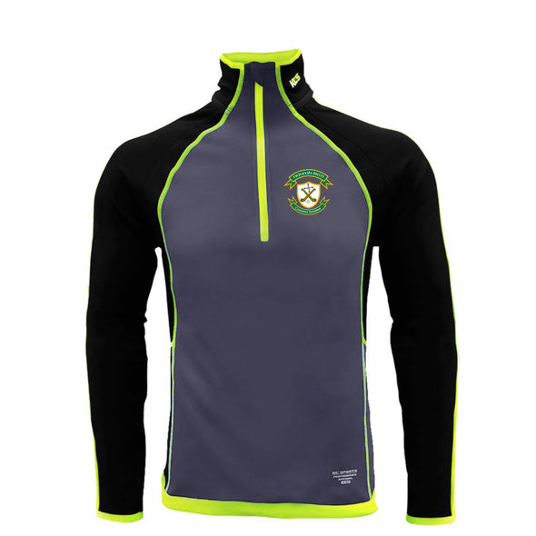 St. Brigids Hurling Club - EVO Qtr Zip