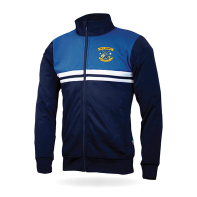 The 2 Johnnies Stadia (Retro) Full Zip Top