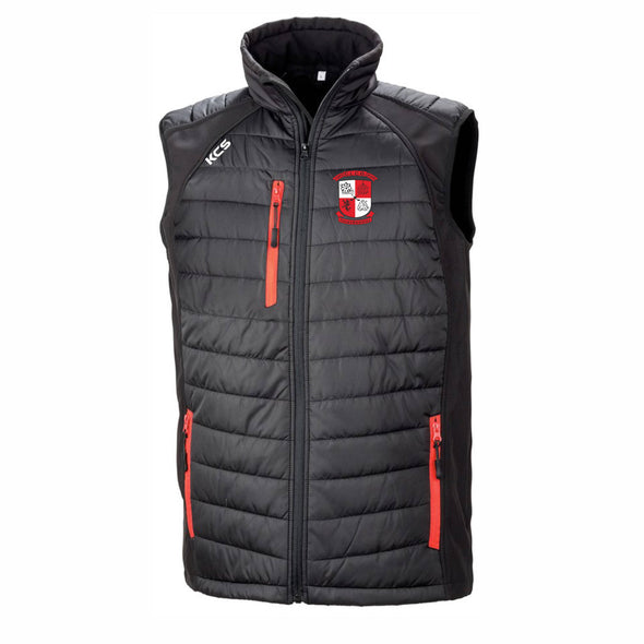Turin Hurling Club - Compass Gilet