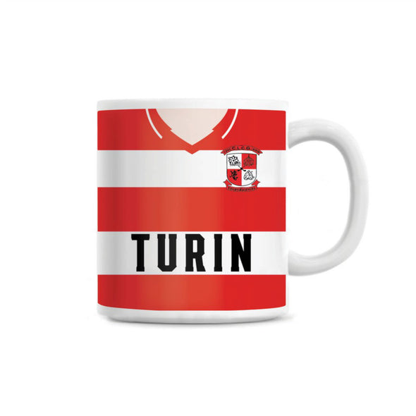 Turin Hurling Club Jersey Mug