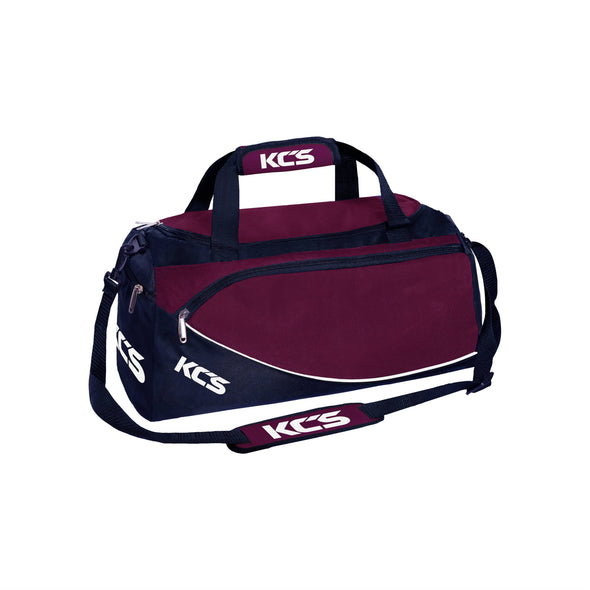 KCS Blade Bag (Navy, Maroon & White)