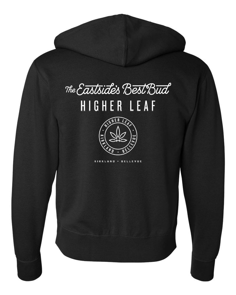 Higher Leaf Eastside's Best Bud  Unisex Hoodie