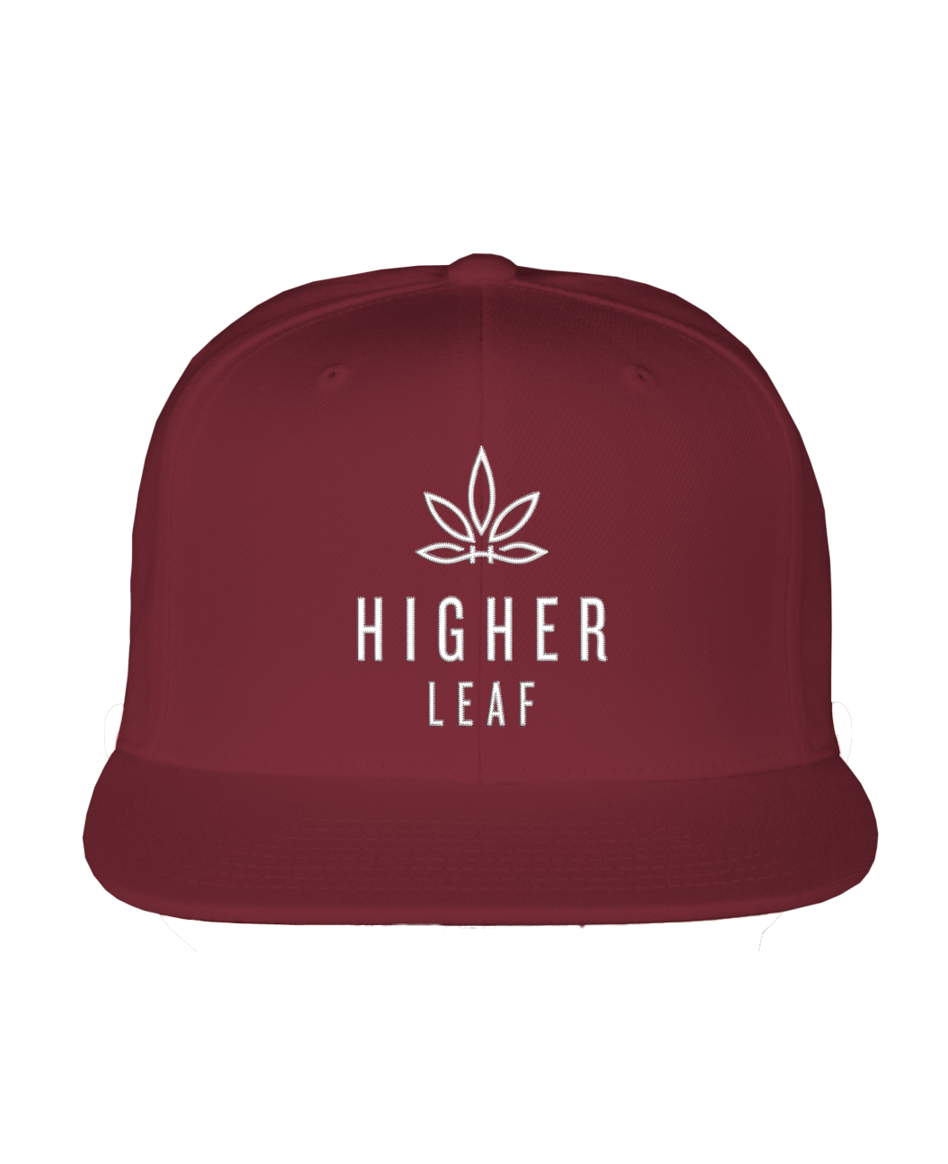 Higher Leaf Stitched Snapback