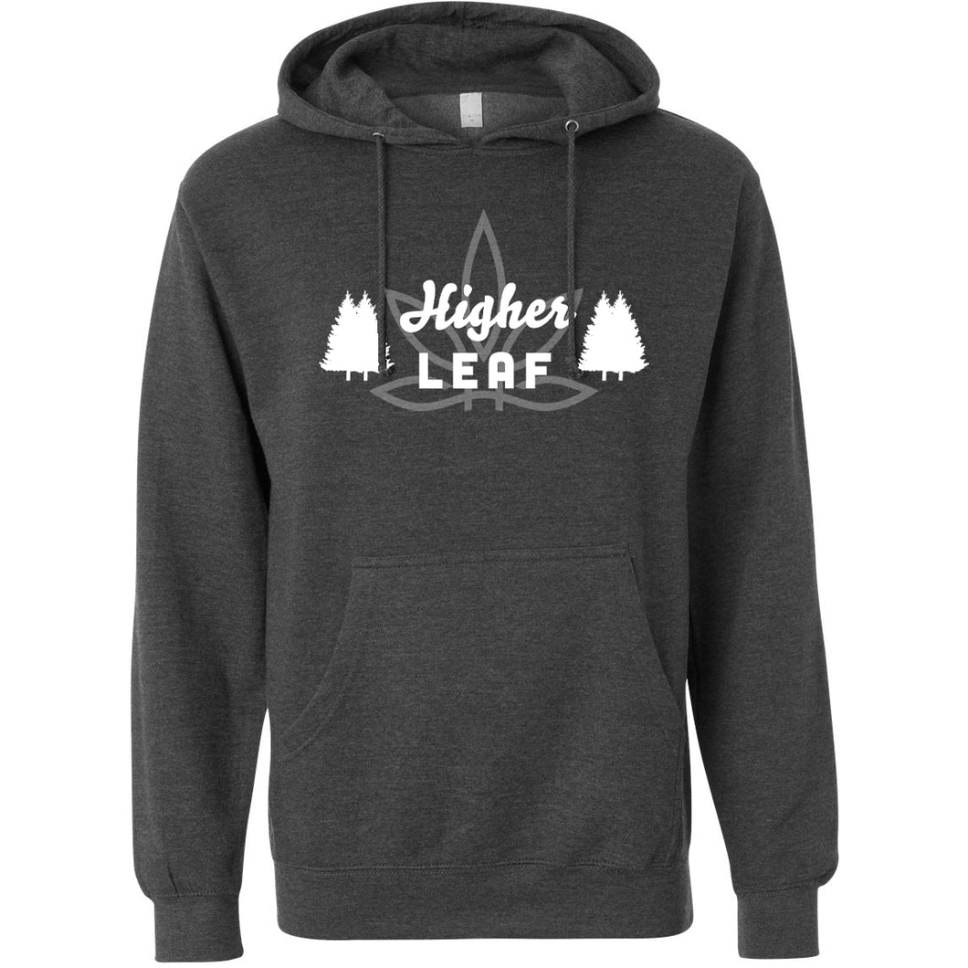 Higher Leaf Hooded Sweatshirt