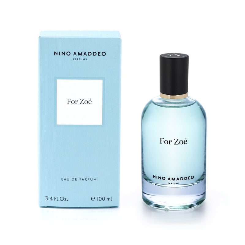 parfum for zoé coste nino amaddeo