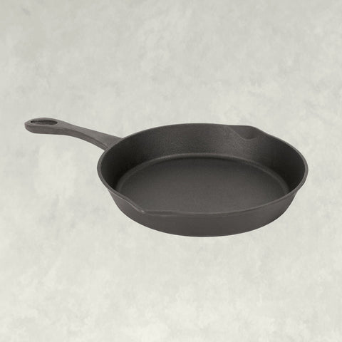 10-in Cast Iron Pre-seasoned Skillet