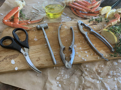 4-pc Bayou Seafood Tool Set