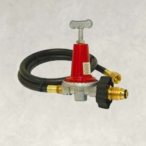 48-in LPG Hose / High Pressure Adjustable Regulator, 5HPR-40