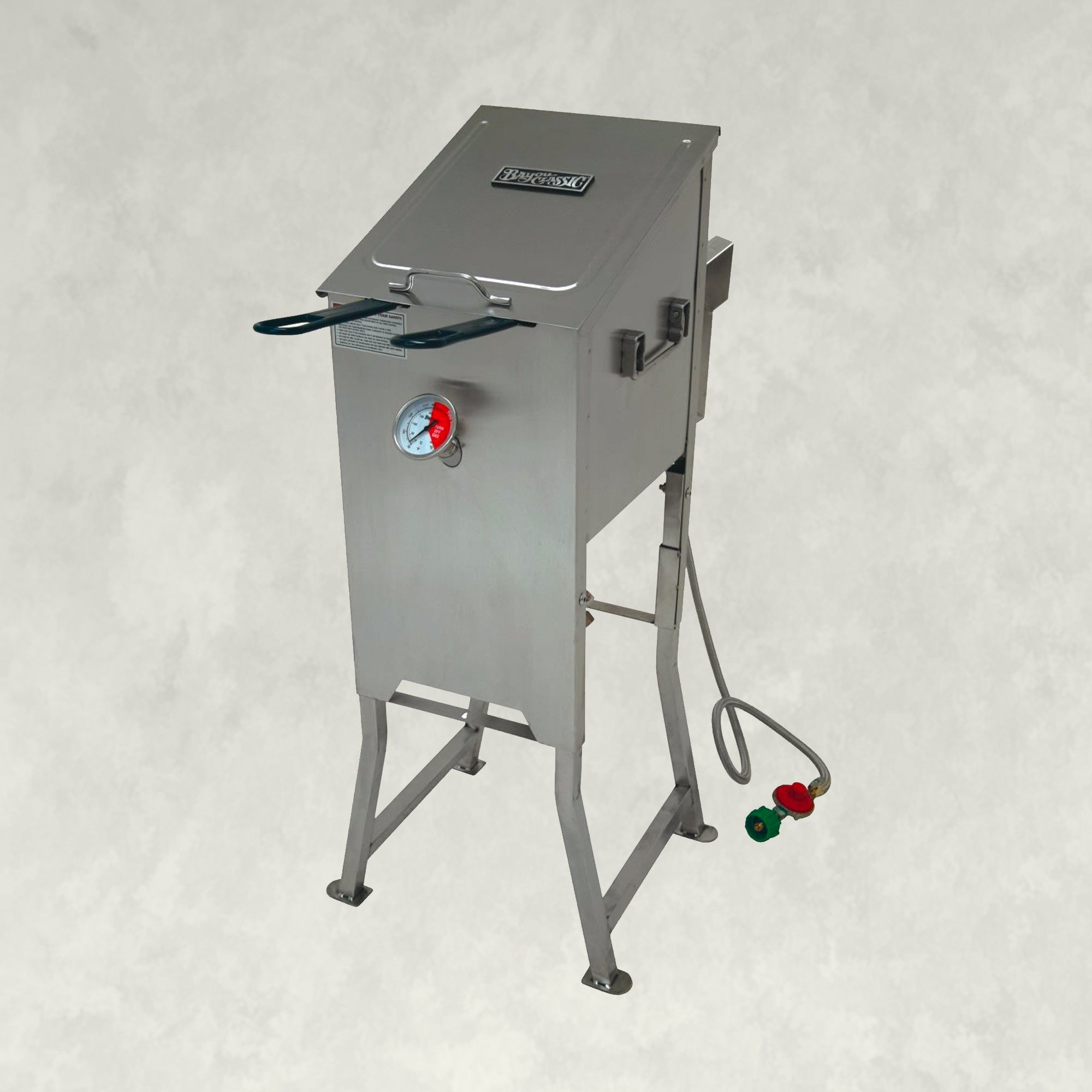 4-gal Stainless Bayou® Fryer