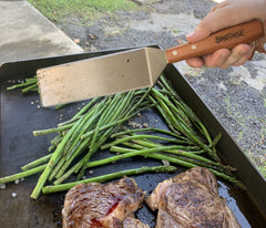 Stainless Griddle Spatula