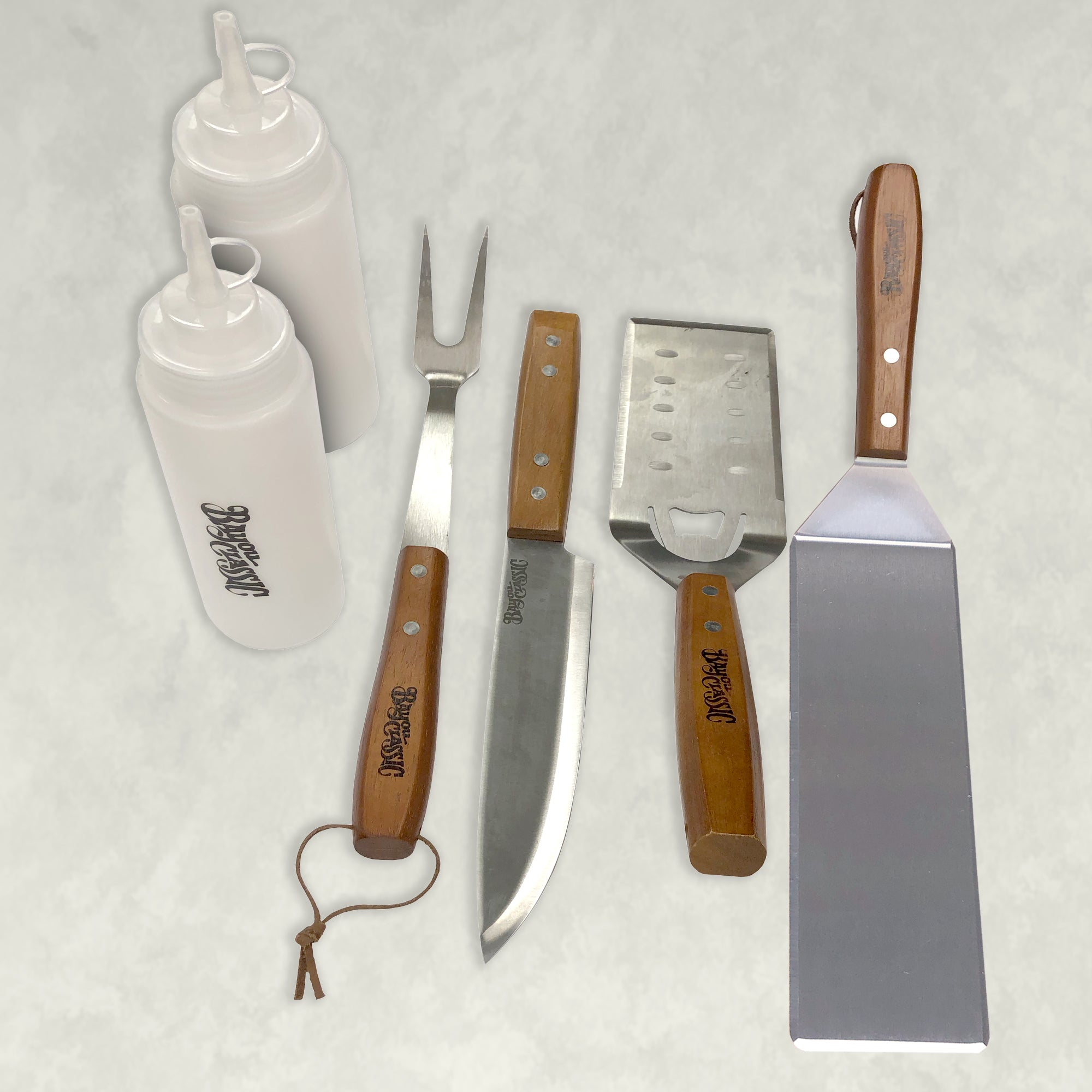 6-pc Griddle Tool Set