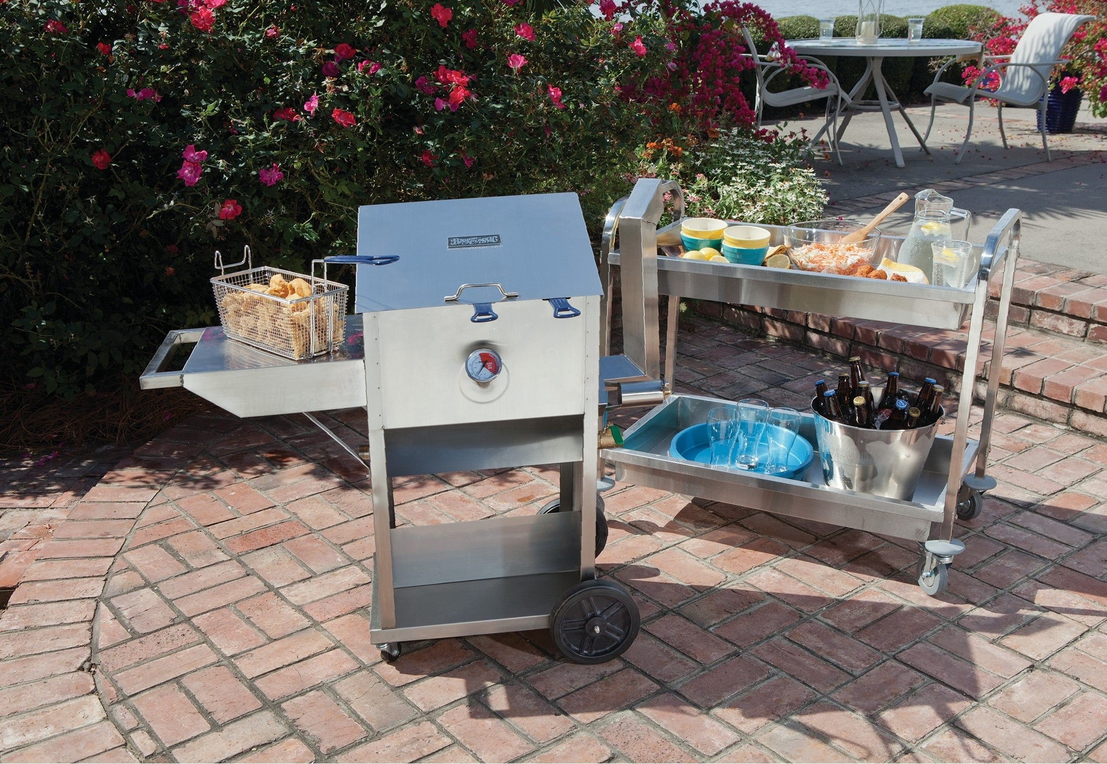 9-gal Stainless Bayou® Fryer