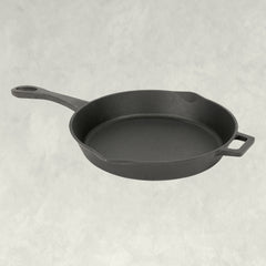 12-in Cast Iron Skillet