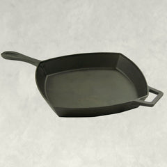 12-in Square Cast Iron Skillet