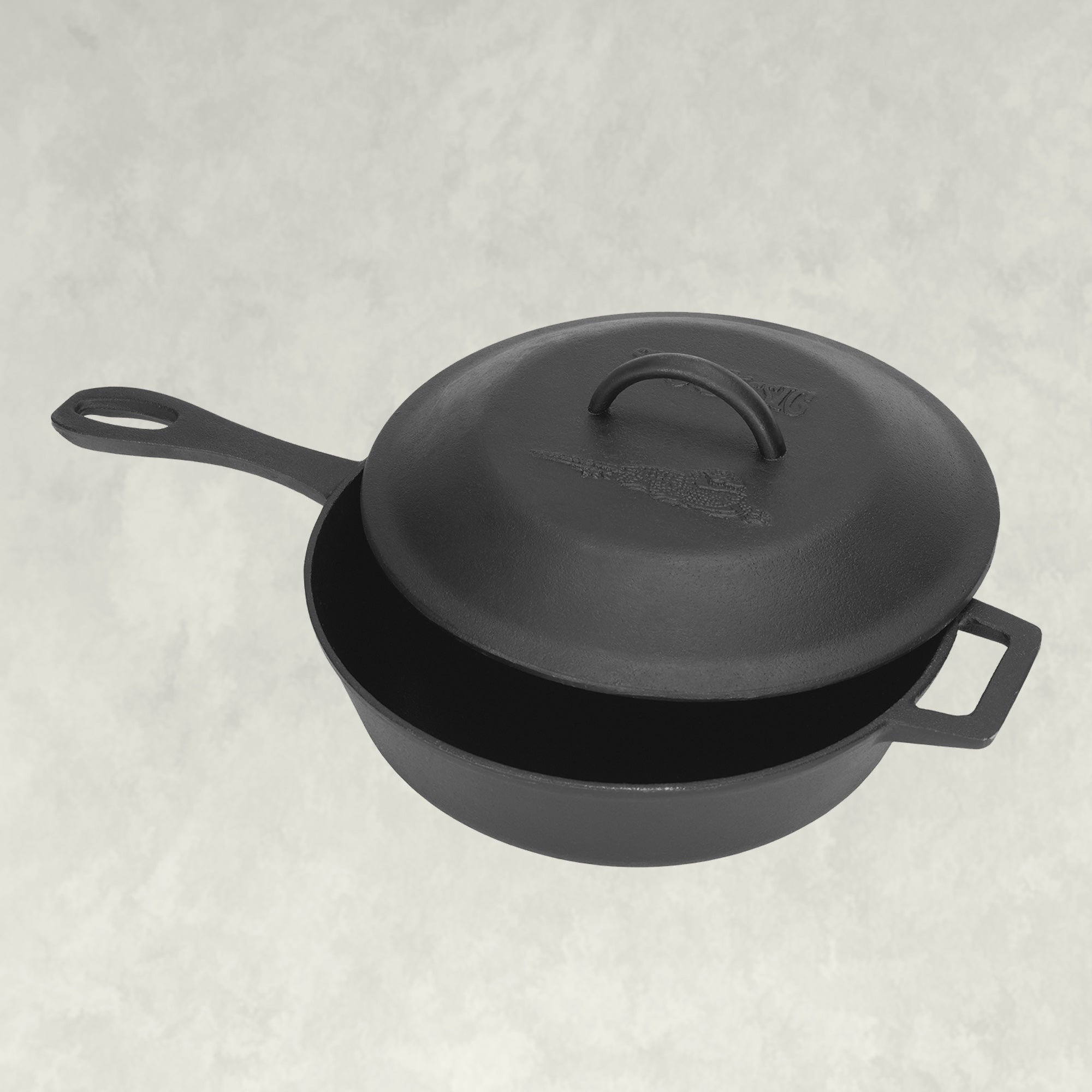 3-qt Covered Skillet