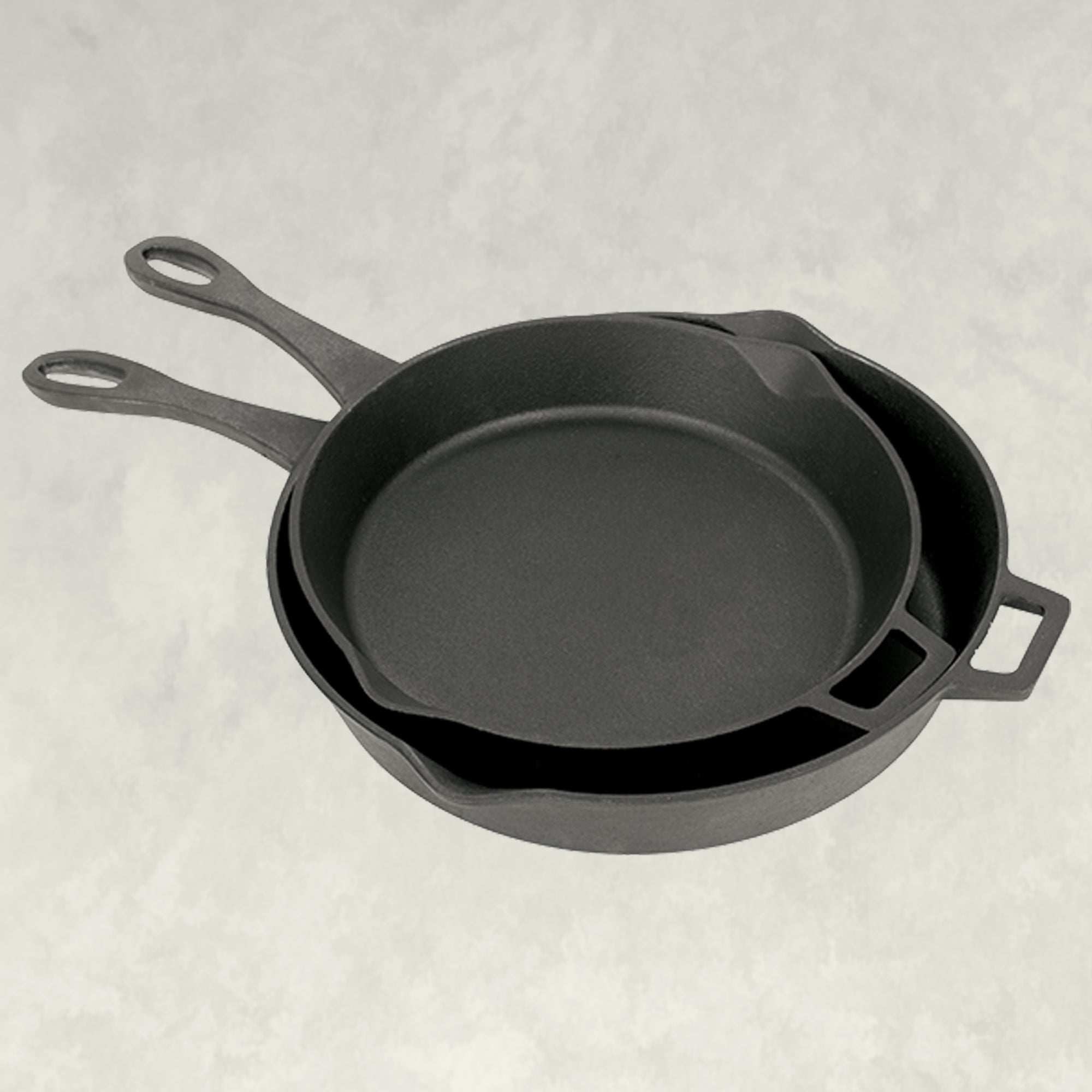 12 and 14-in Skillet Set